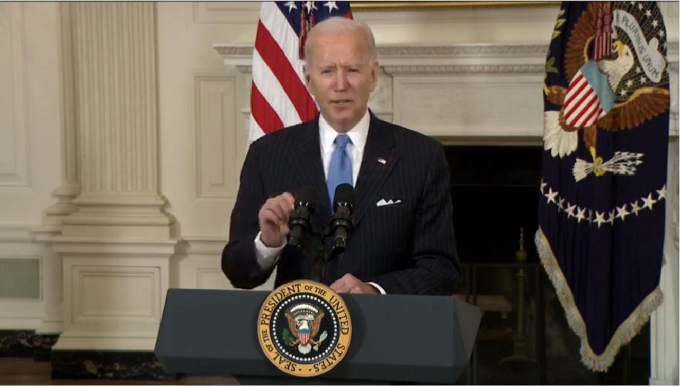 IMAGEM: Biden e Putin terão primeiro encontro presencial em junho