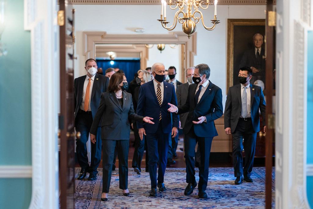 IMAGEM: Chefes da diplomacia dos EUA e da China marcam reunião no Alaska