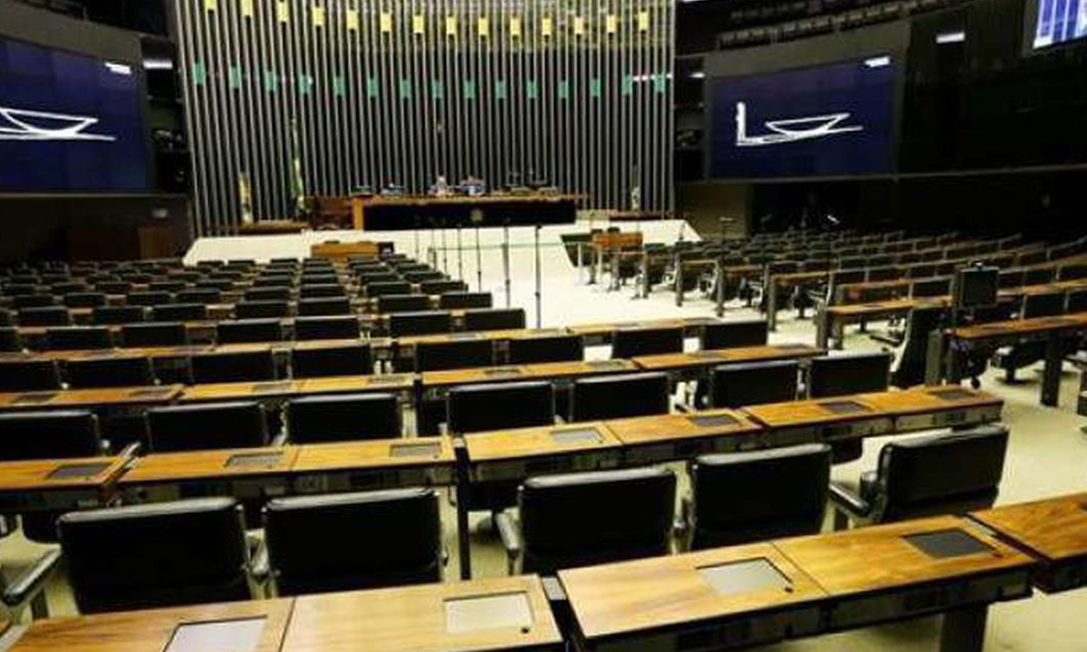 IMAGEM: Mortes por Covid abalam a Câmara