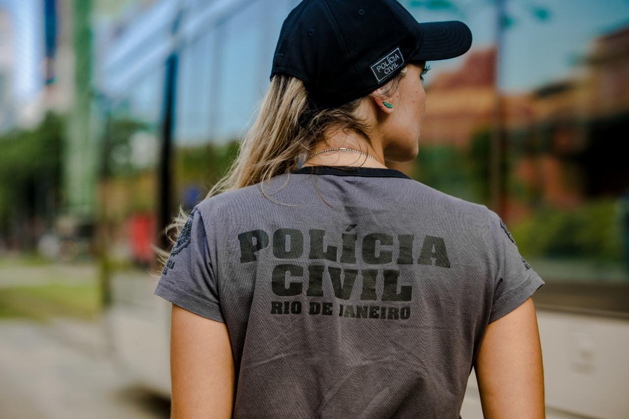 IMAGEM: Polícia do RJ faz operação contra fraudes em alvará de soltura