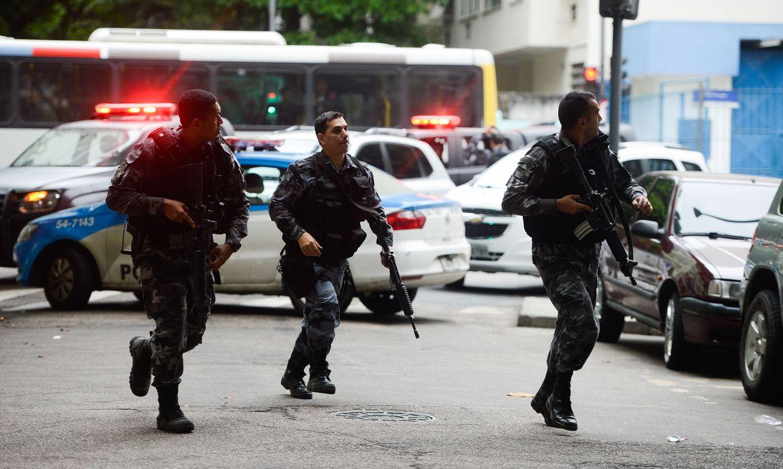 IMAGEM: Sem Carnaval, Rio tem fevereiro com menos mortes violentas em 30 anos