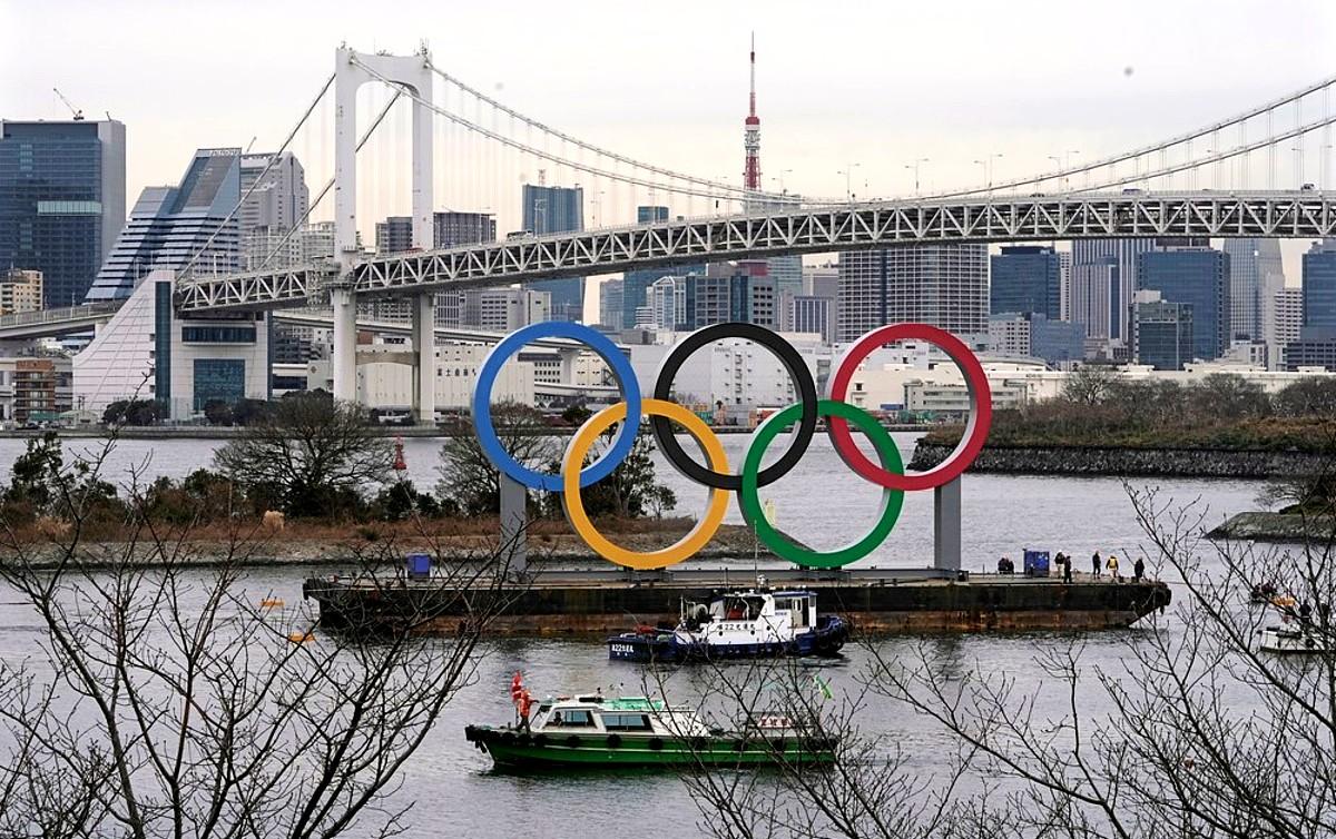 IMAGEM: Governo federal decide vacinar todos os atletas olímpicos e paraolímpicos