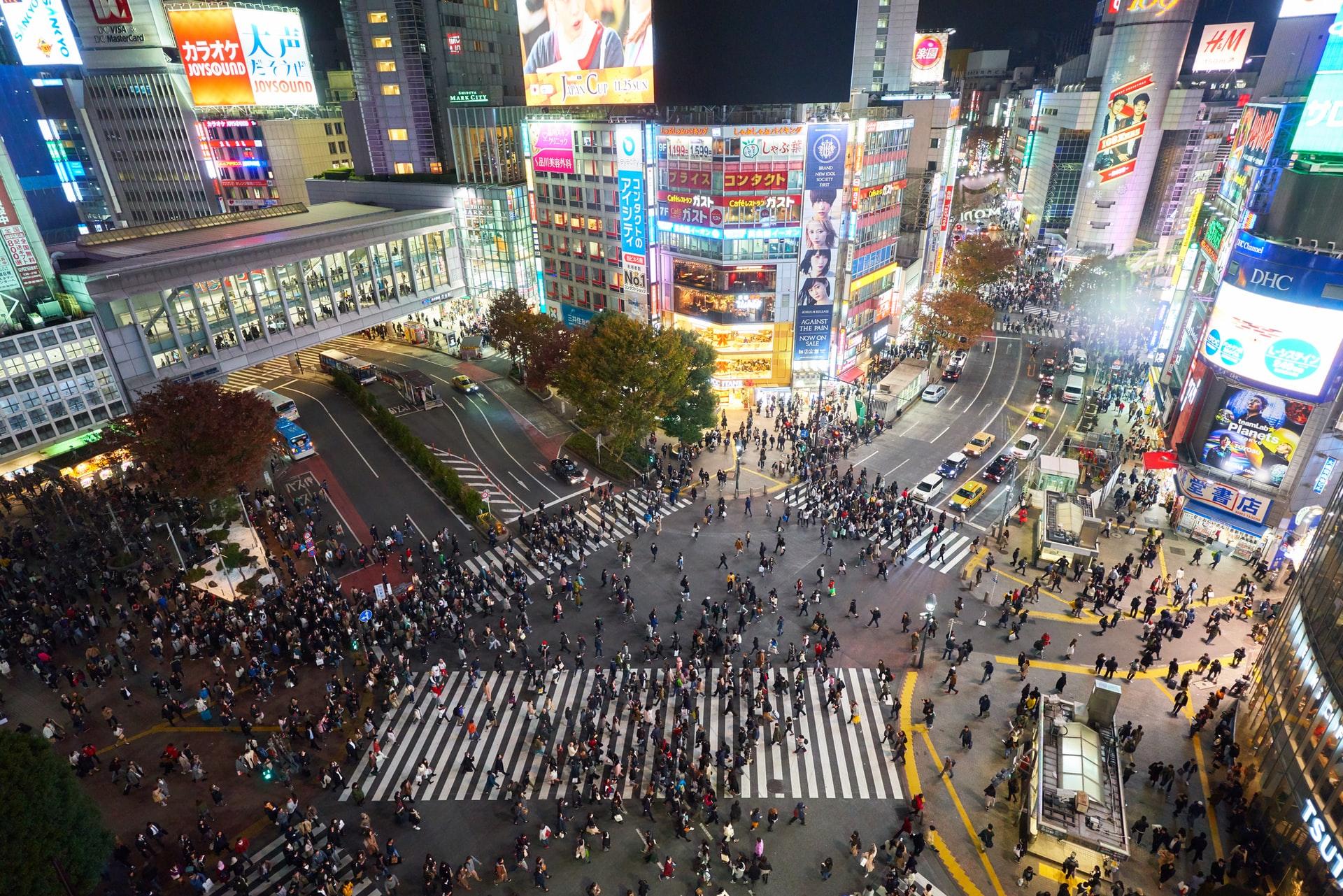 IMAGEM: Olimpíada de Tóquio veta maioria dos voluntários estrangeiros