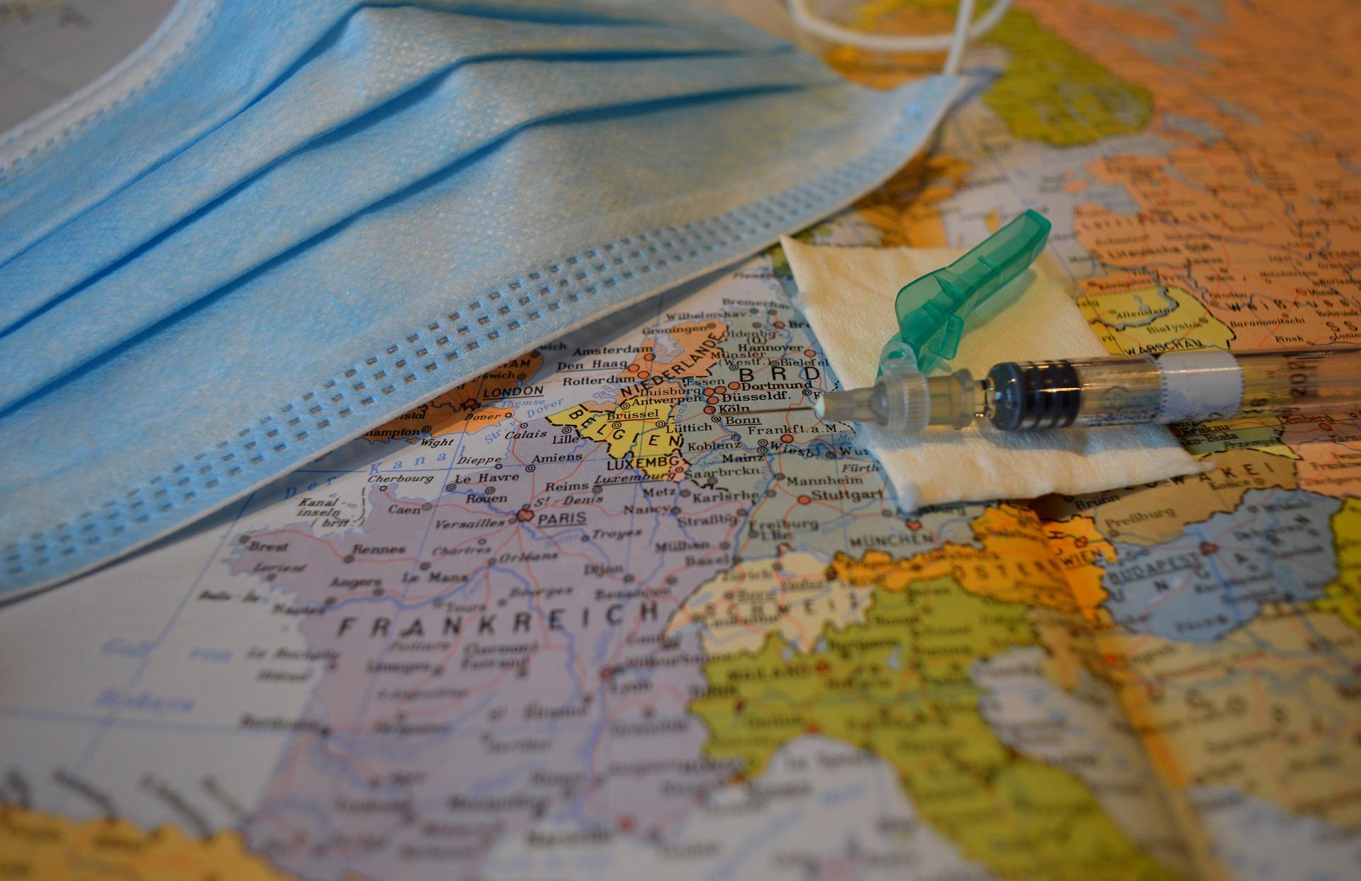 IMAGEM: Itália e Alemanha darão só uma dose de vacina a quem já pegou Covid-19
