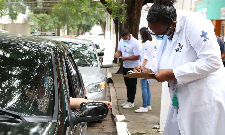 IMAGEM: MPF quer que Saúde defina critérios para vacinação de grupos prioritários