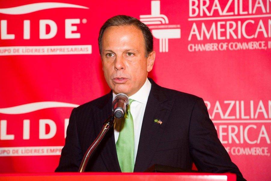 IMAGEM: Organizador de jantar de Bolsonaro com empresários cria grupo para competir com Doria