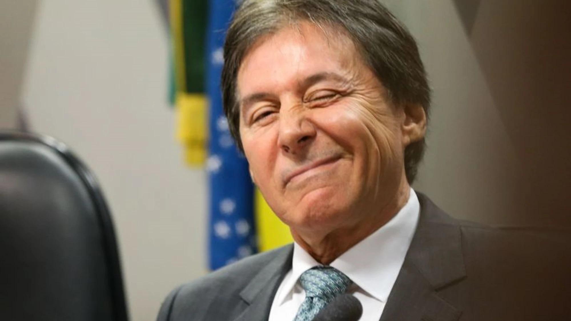 IMAGEM: Eunício diz que comprou 'de sacanagem' apartamento de Ciro Gomes