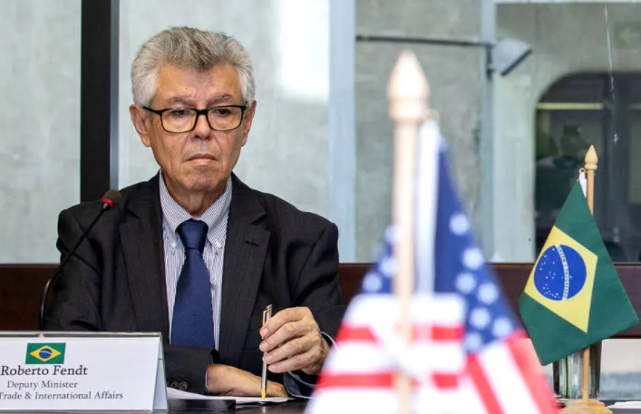 IMAGEM: 'Não queremos afundar com o Mercosul', diz secretário de Guedes