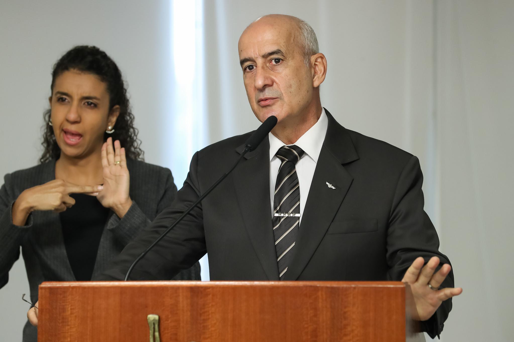 IMAGEM: PF intima Ramos e Ramagem a depor sobre live do voto impresso de Bolsonaro