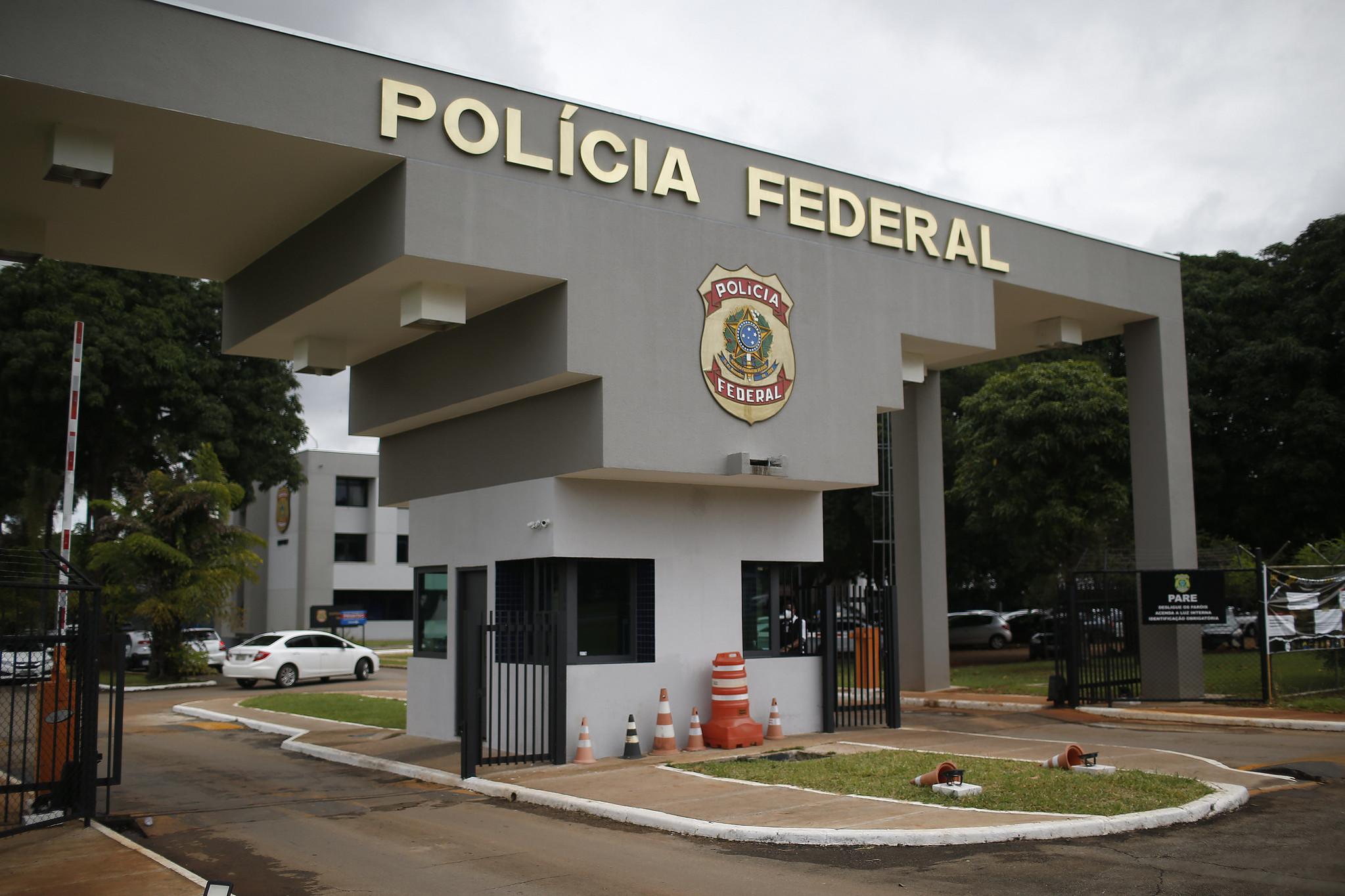 IMAGEM: PF cumpriu mandados nas casas de 3 conselheiros do Tribunal de Contas de Mato Grosso do Sul