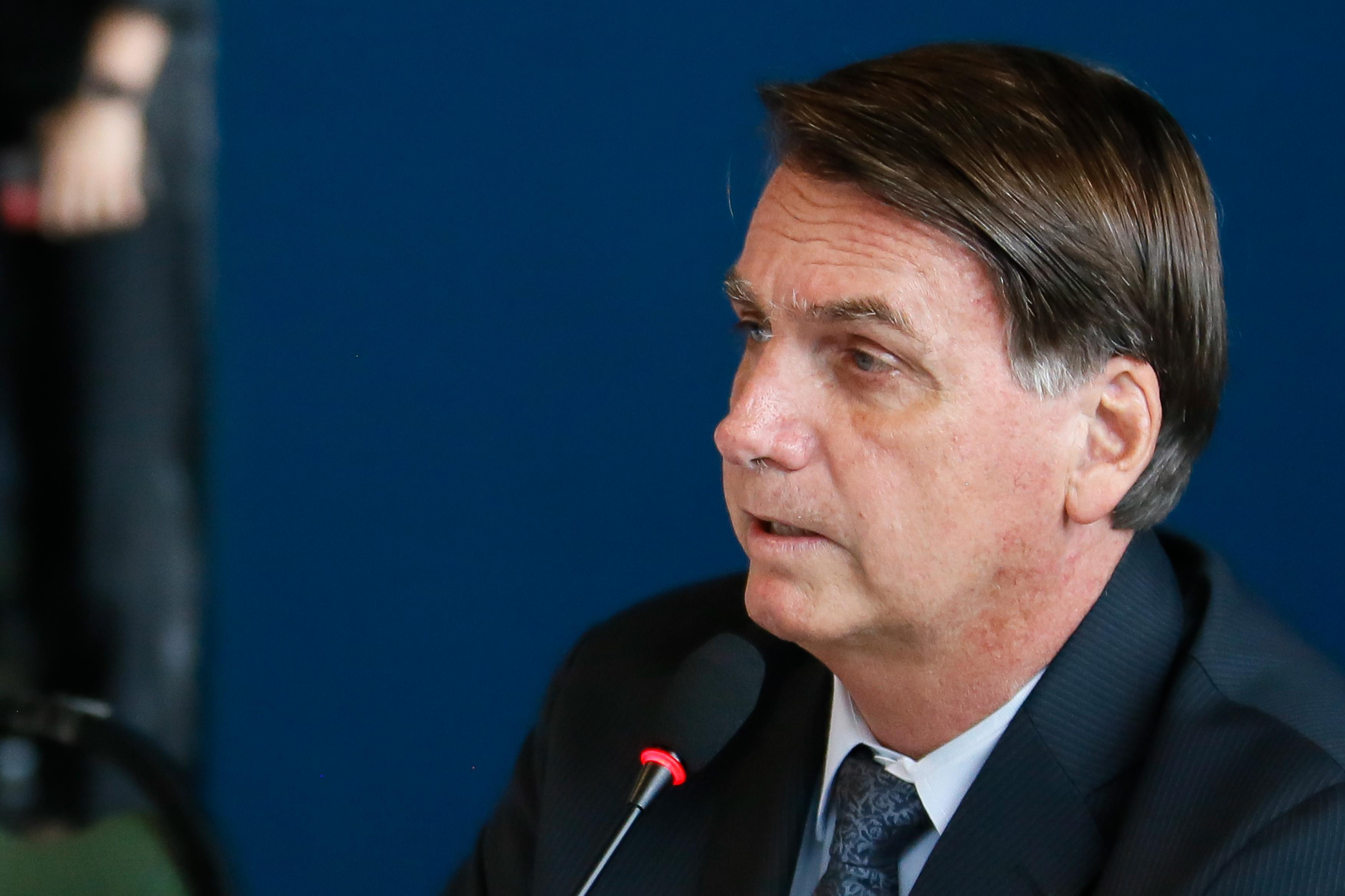 """Bolsonaro exalta ruralistas: """"Vocês não aceitaram o fique em casa"""""""