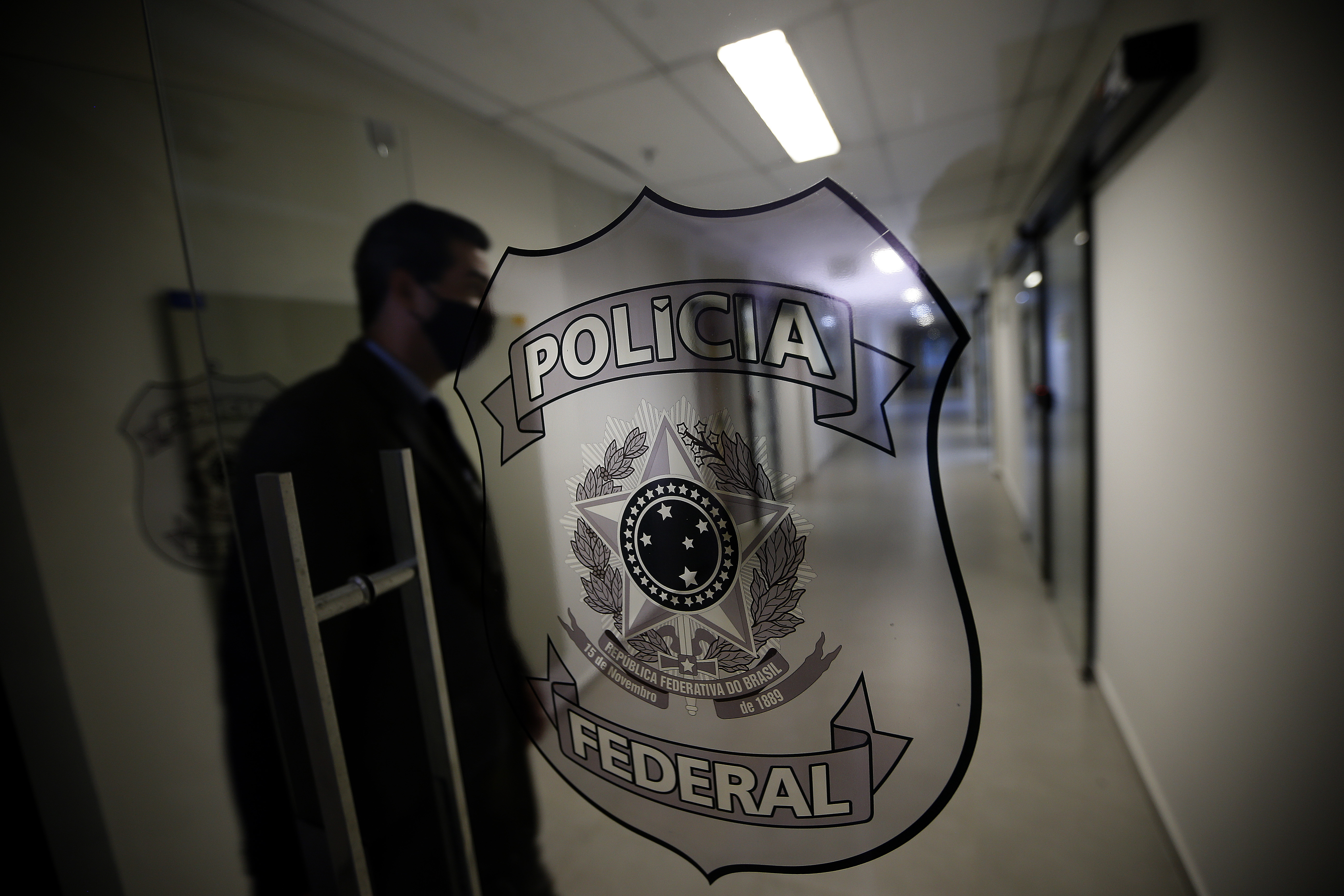 IMAGEM: PF mira fraudes em contratos do Ministério da Integração Nacional, Funasa e INSS