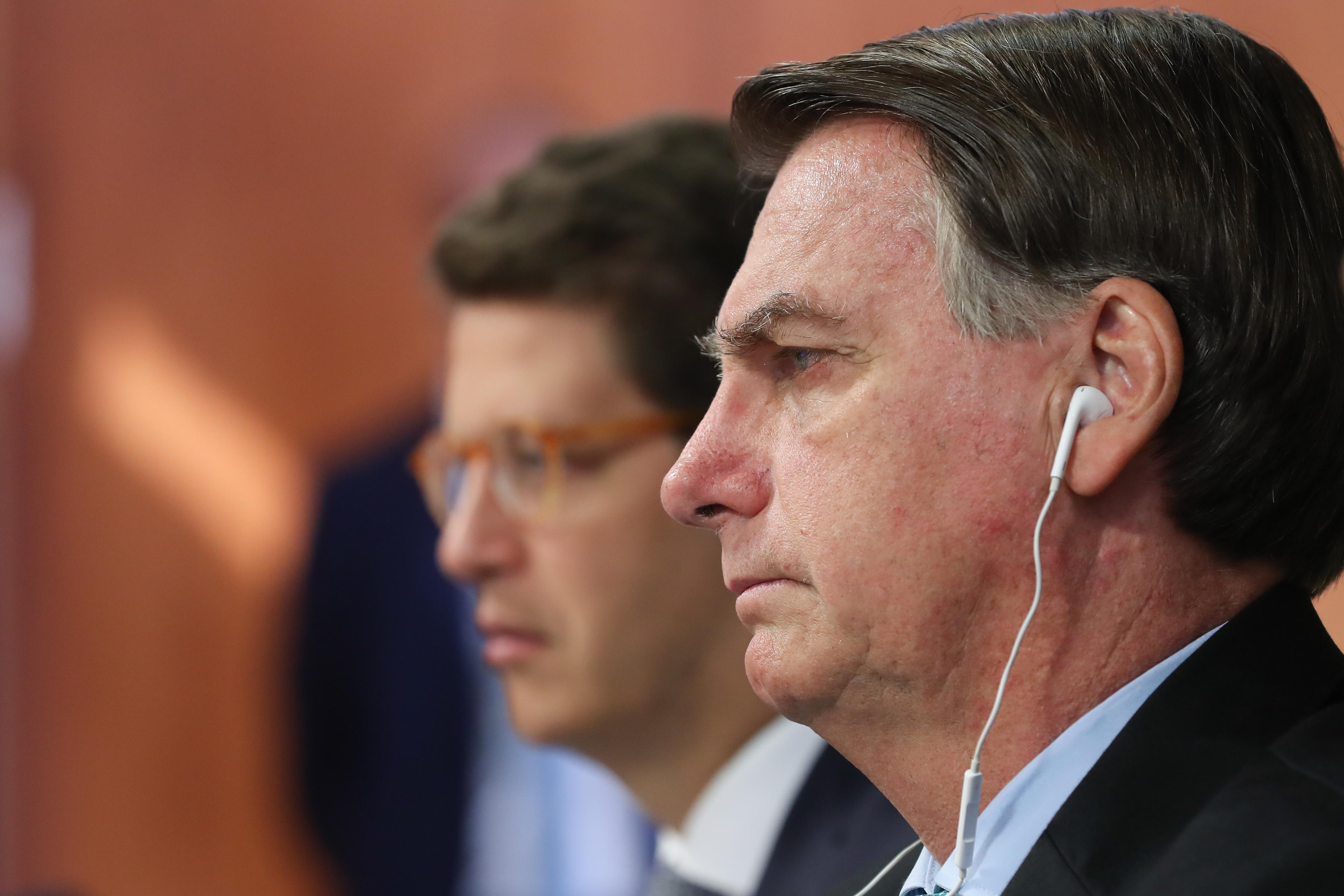 IMAGEM: EUA dizem que discurso de Bolsonaro agrada, mas faltam 'planos sólidos'