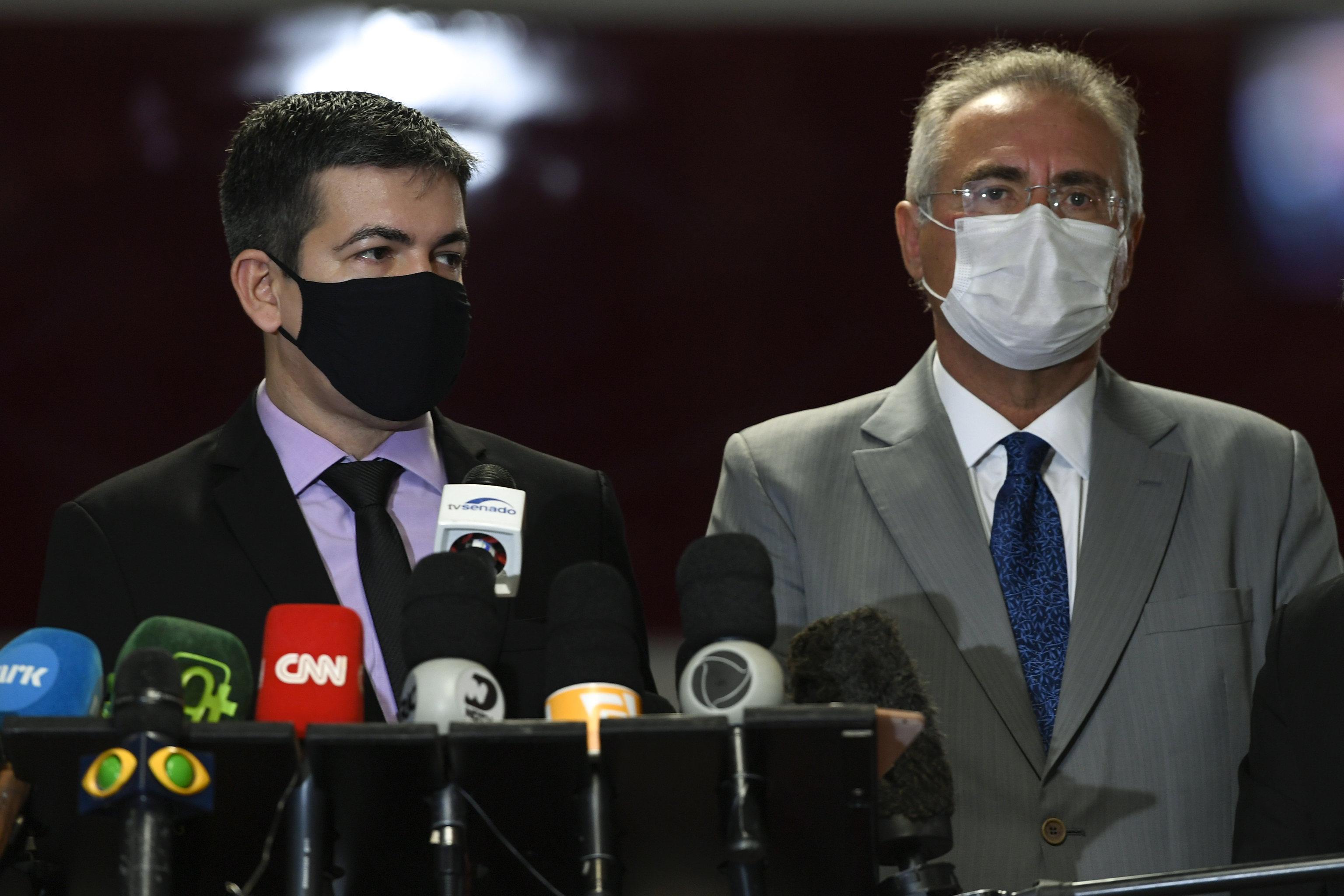 IMAGEM: CPI retira sigilo de 2,2 mil arquivos do Itamaraty, Saúde e Fiocruz