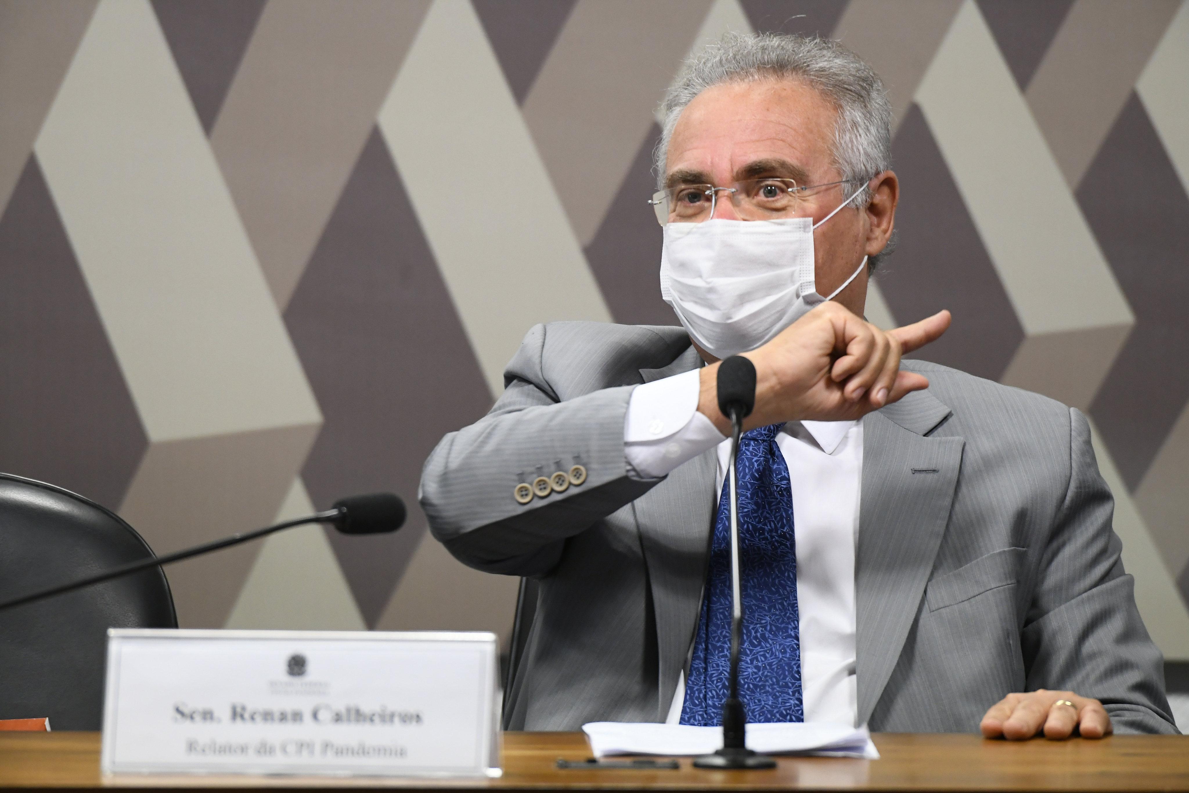 IMAGEM: Renan Calheiros quer um CNMP para chamar de seu