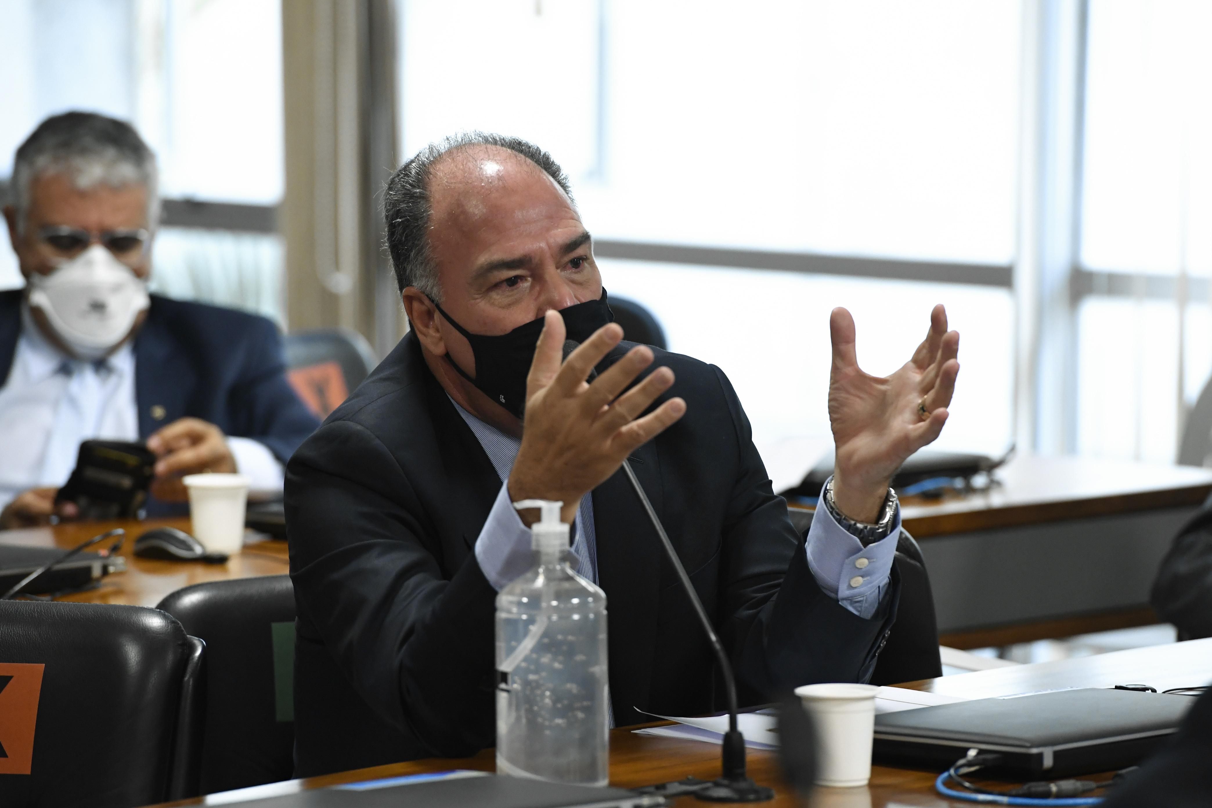 IMAGEM: Governo Bolsonaro tem problemas para combinar narrativa no caso da Covaxin