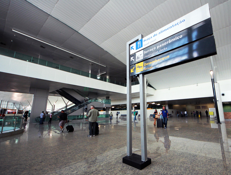IMAGEM: Presidente do STJ retira aeroporto de Manaus de leilão já realizado pelo governo