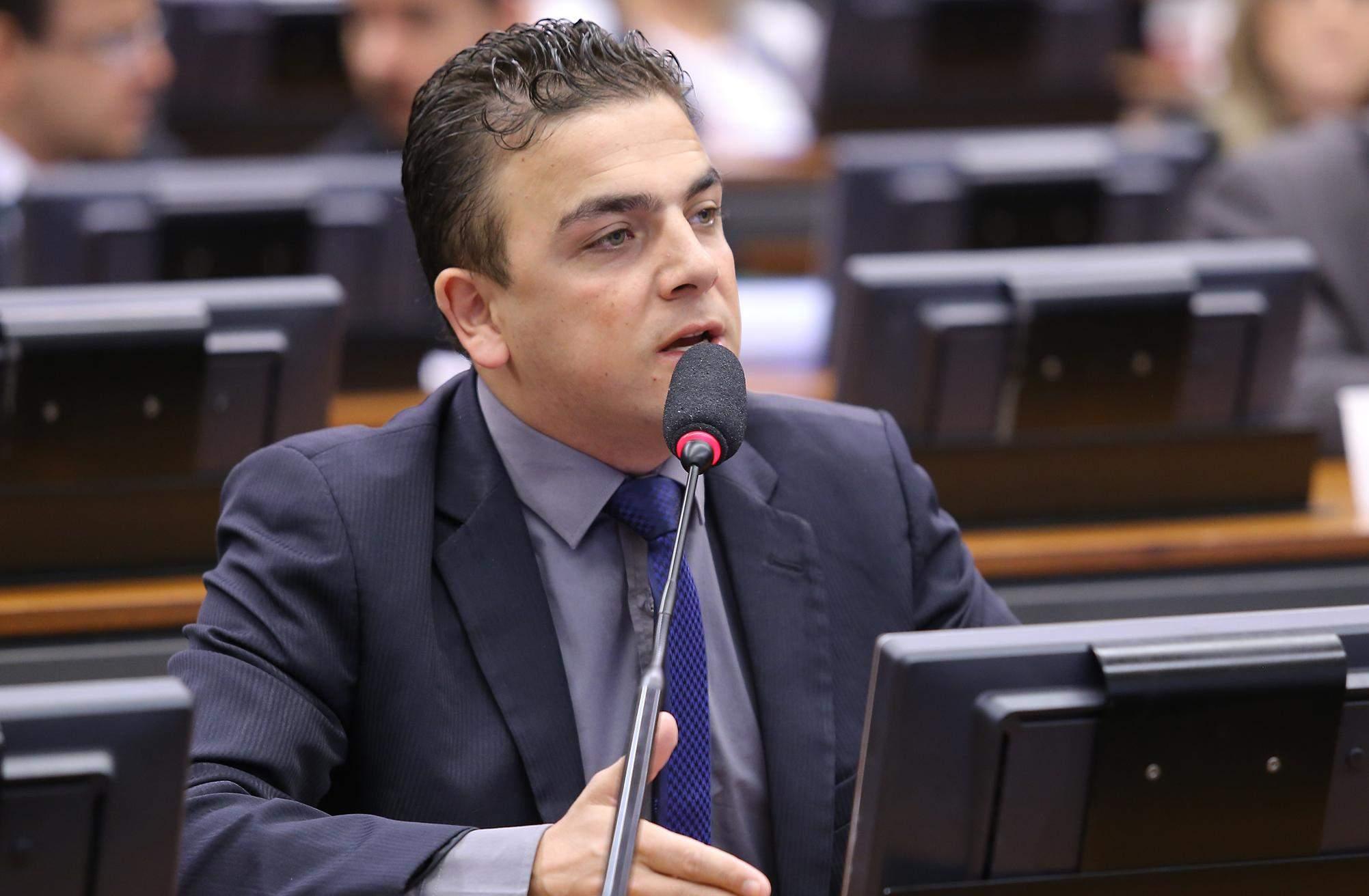 IMAGEM: Aliel Machado, do PSB, vai presidir comissão da prisão na 2ª instância