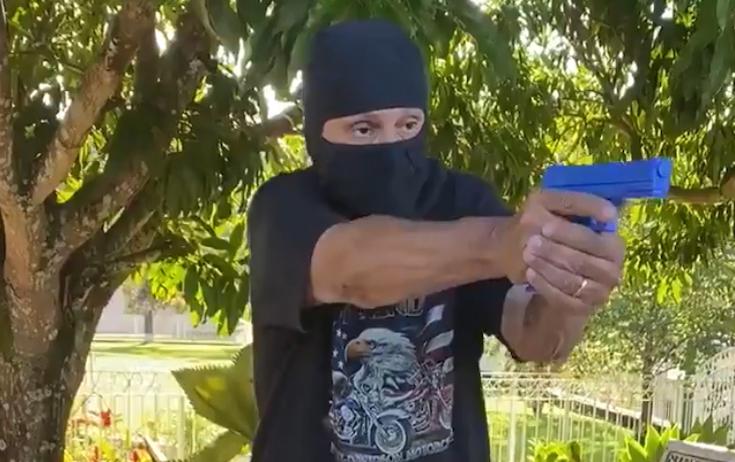 IMAGEM: Twitter retira vídeo de Roberto Jefferson por 'glorificação da violência'