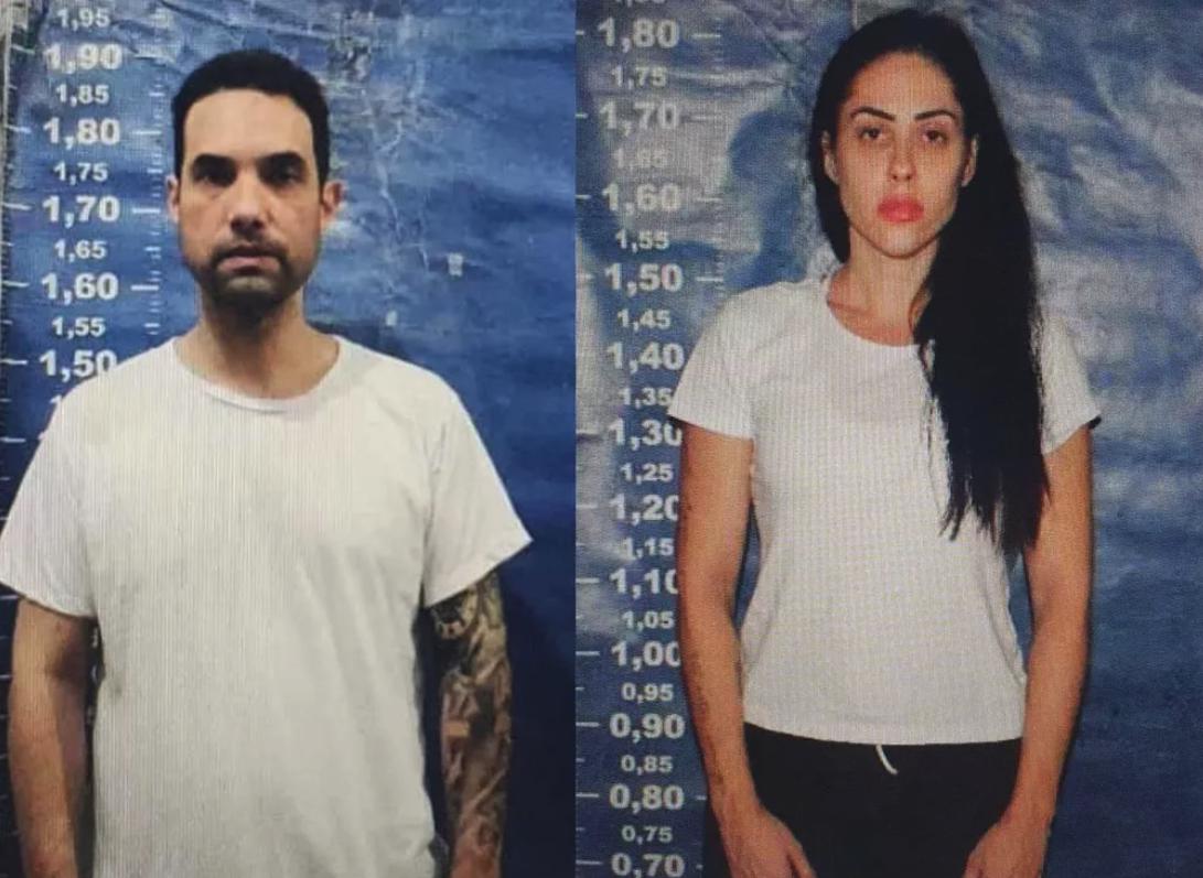 IMAGEM: MP denuncia Jairinho e Monique por homicídio triplamente qualificado e tortura