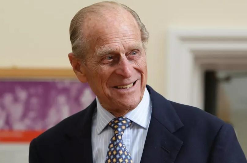 IMAGEM: Morre o príncipe Philip