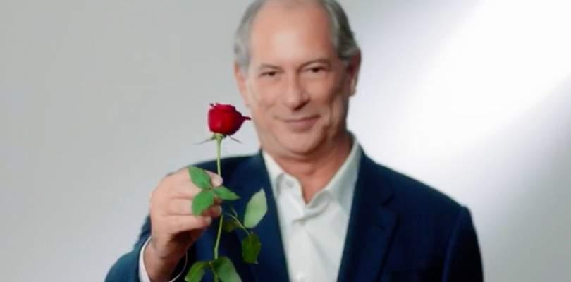 """IMAGEM: """"Se o Ciro vai ficar nas rosas ou nos espinhos, depende menos do marqueteiro e mais dele"""""""