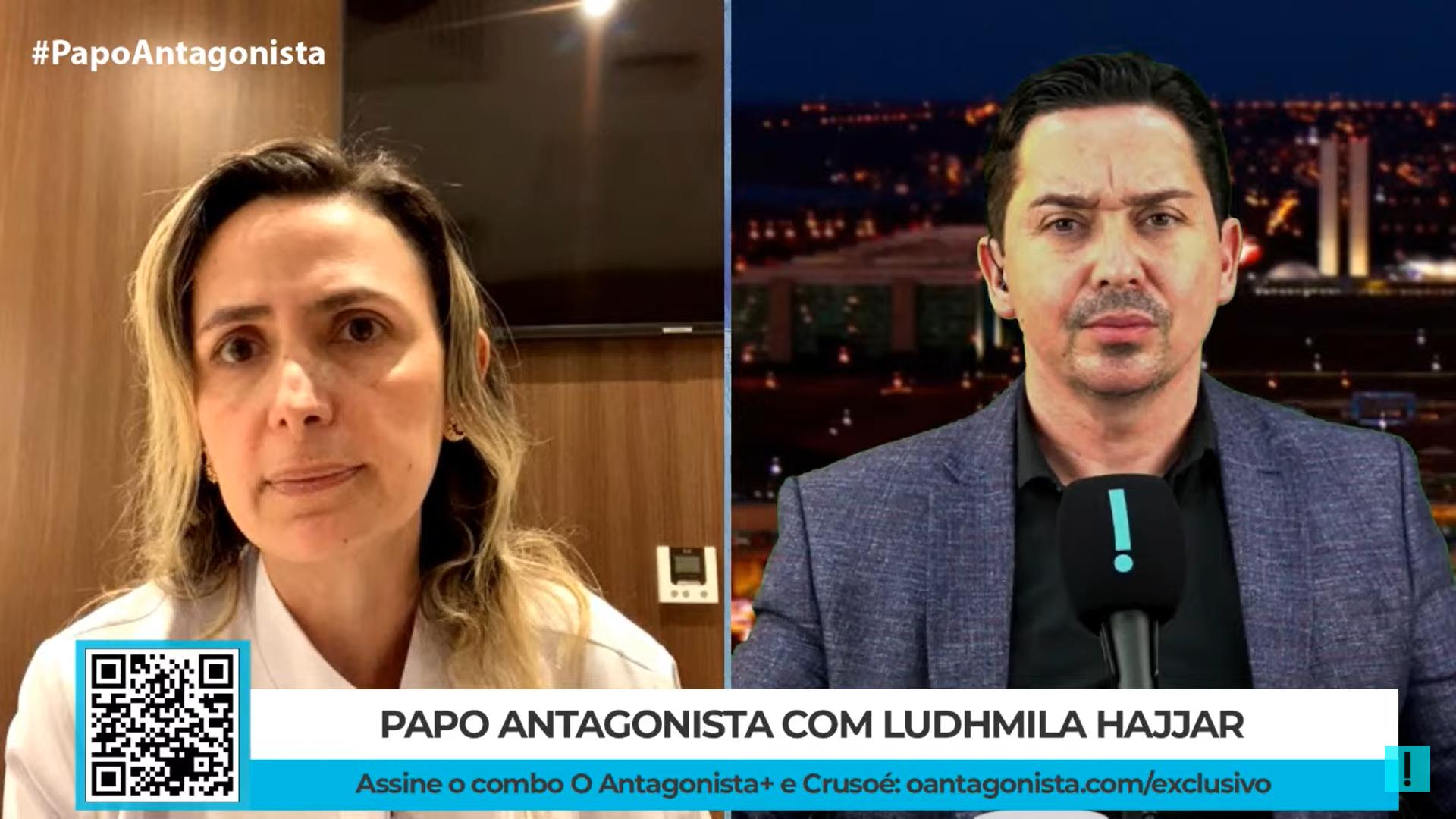 """IMAGEM: """"Espero que o STF tome uma atitude correta"""", diz Ludhmila Hajjar sobre julgamento relacionado a missas e cultos"""
