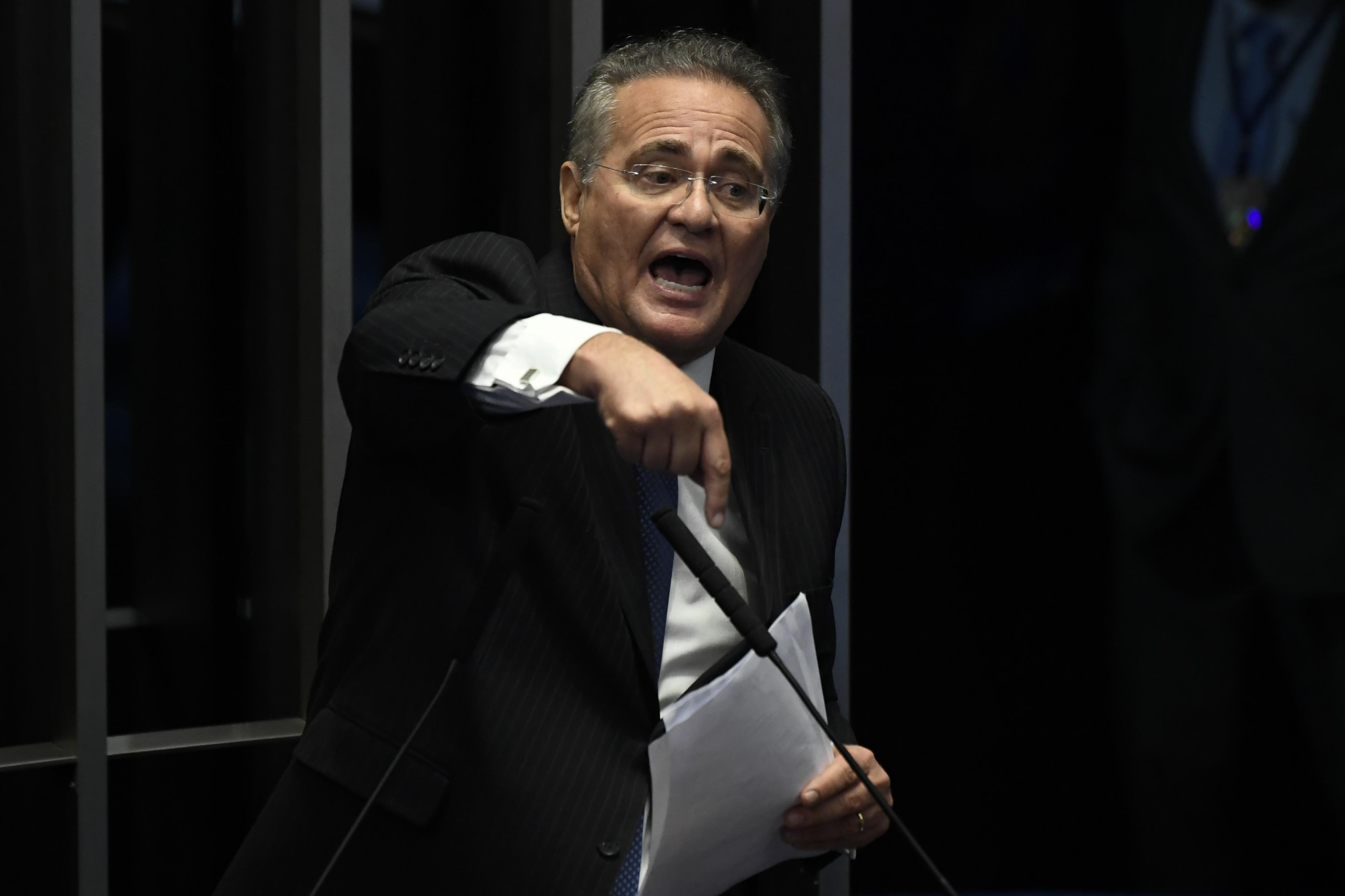 TRF-1 derruba liminar que impedia Renan de ser relator da CPI da Covid