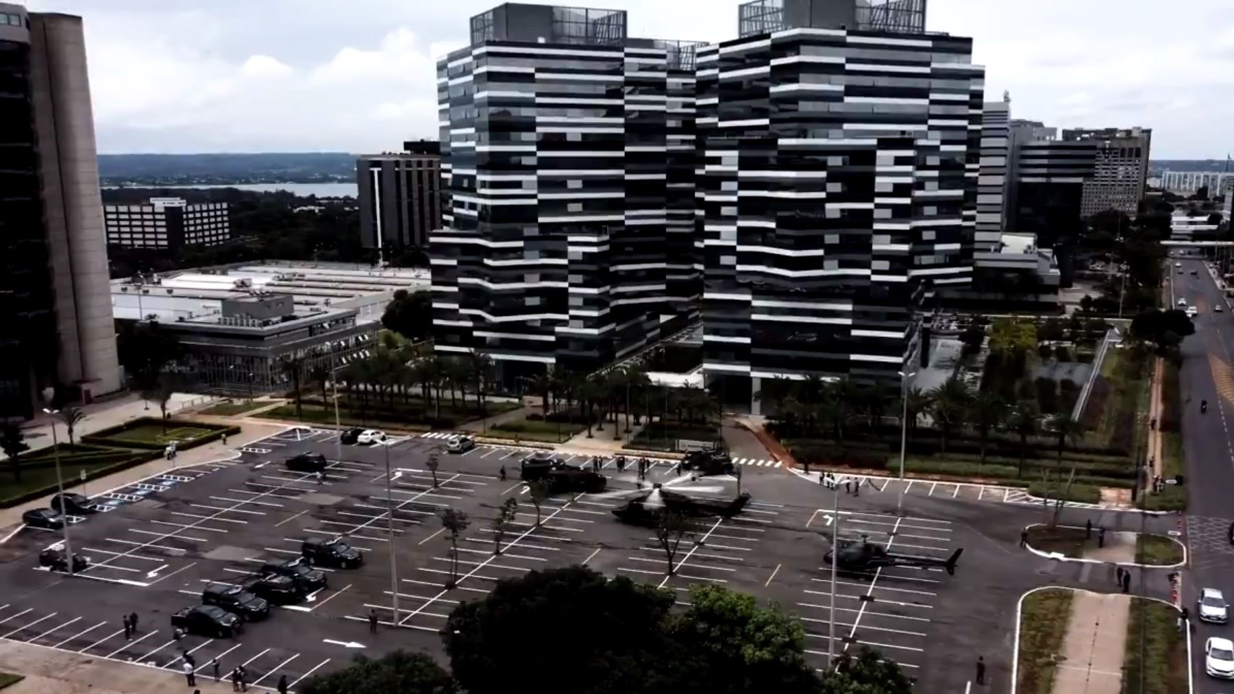 IMAGEM: Polícia Federal tem nova sede em Brasília