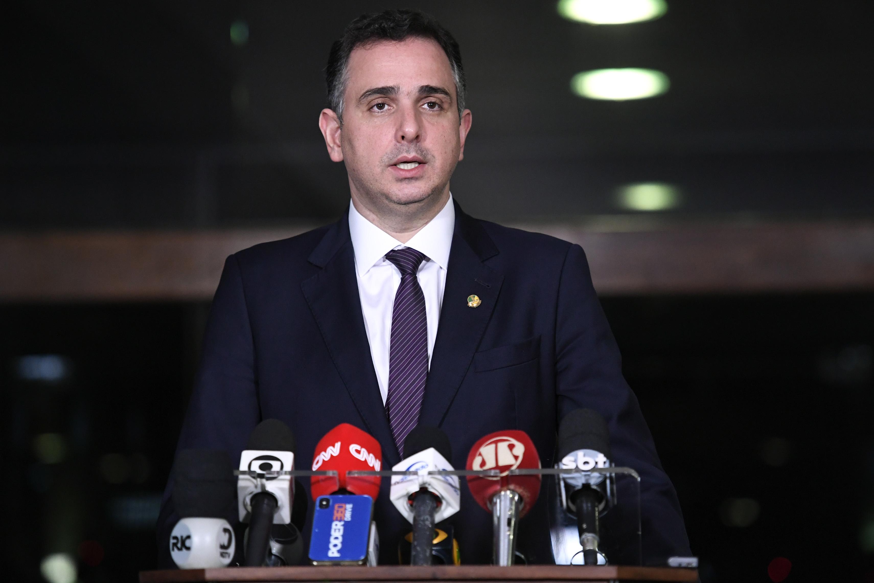 IMAGEM: Pacheco tentou emplacar aliado na ANTT enquanto segurava CPI