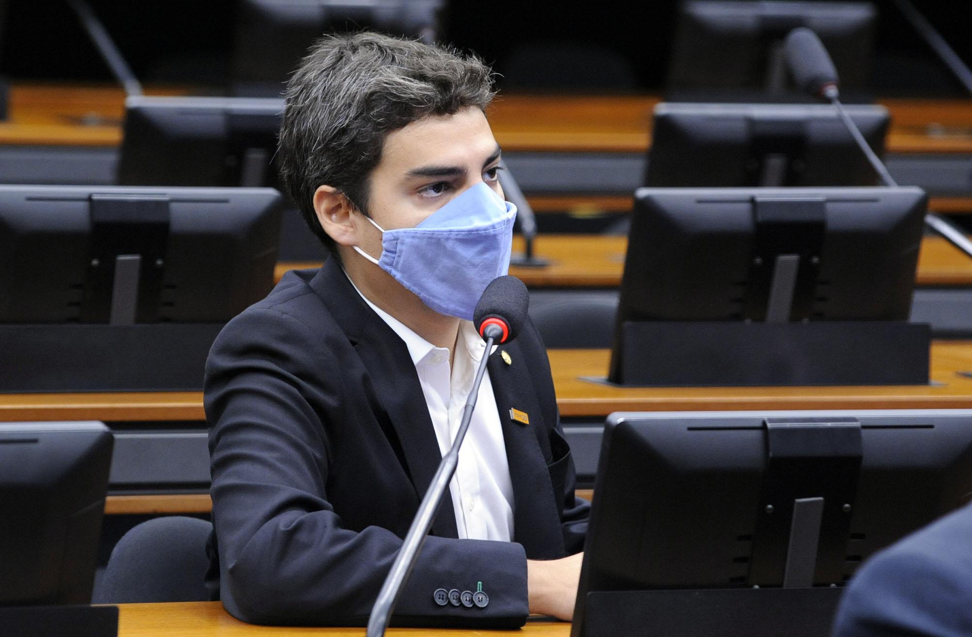 IMAGEM: Ala do Novo lança apoio à candidatura de Mitraud para Presidência