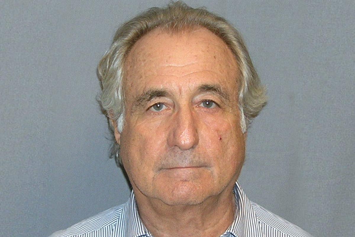 IMAGEM: Morre Bernie Madoff, autor da maior fraude de pirâmide da história