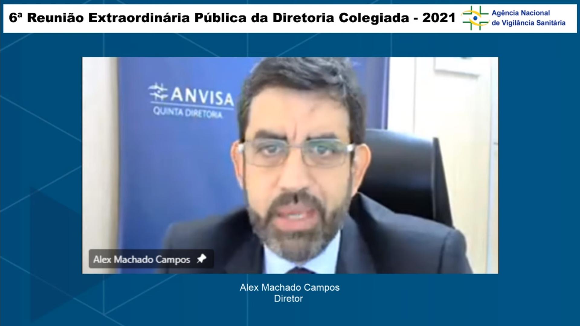 IMAGEM: Anvisa tem maioria para aprovar uso emergencial de coquetel de remédios contra Covid