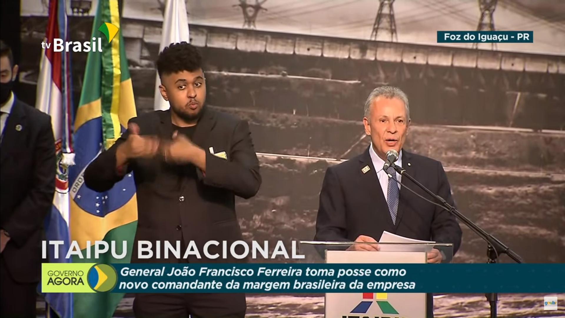 IMAGEM: Bento Albuquerque: em 2023, teremos 'grande oportunidade' com novo acordo sobre Itaipu