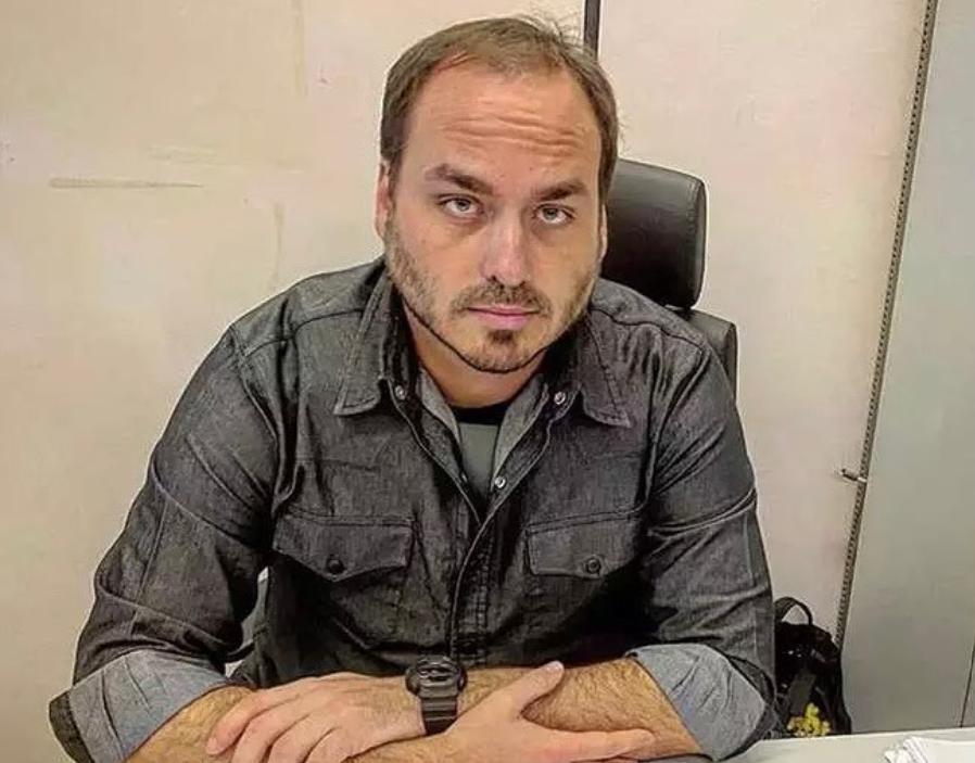IMAGEM: Renan quer Carluxo na CPI da Covid