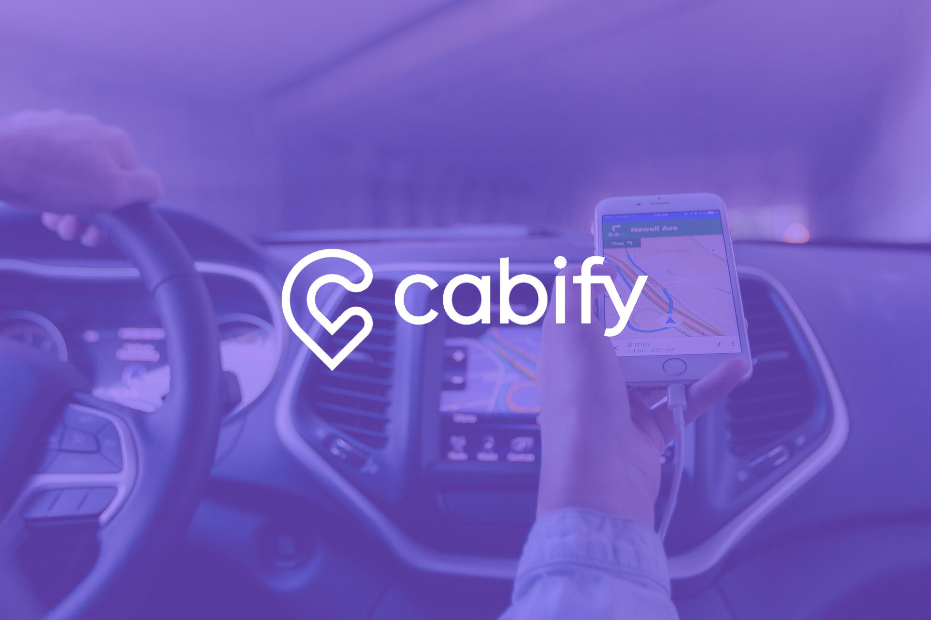 """IMAGEM: Cabify deixará de operar em junho no país: """"Adeus, Brasil"""""""