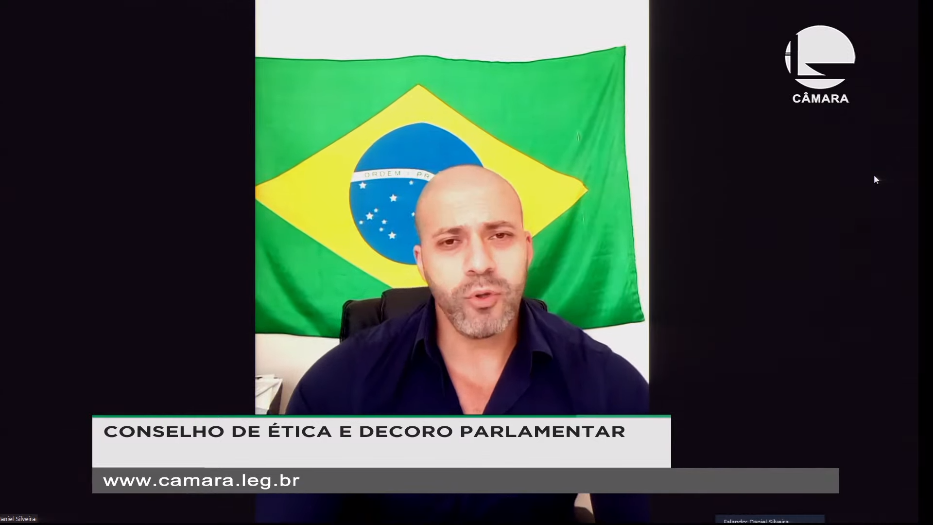 IMAGEM: Ouça o áudio no qual Daniel Silveira admitiu a O Antagonista a gravação de reunião do PSL