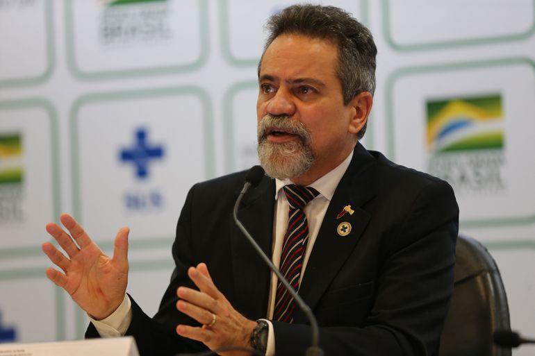IMAGEM: CPI aprova convocação de ex-número dois de Pazuello no Ministério da Saúde