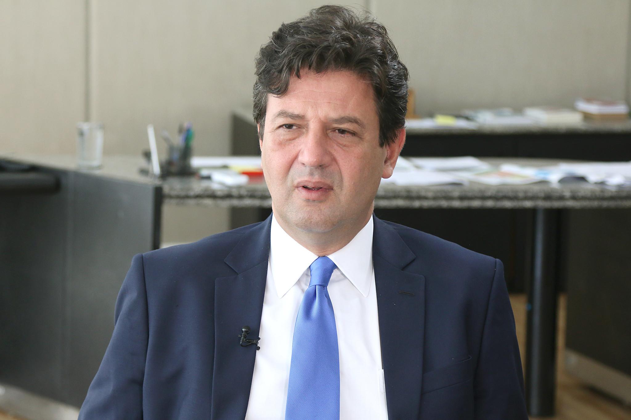 IMAGEM: 'Crime organizado e premeditado', diz Mandetta, sobre suposta fala de Braga Netto