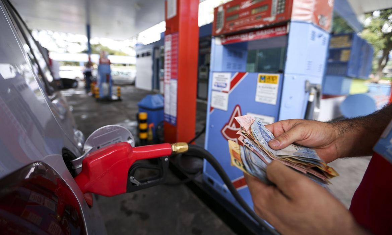 IMAGEM: Ministério da Economia não participou de decreto sobre divulgação de preços de combustíveis