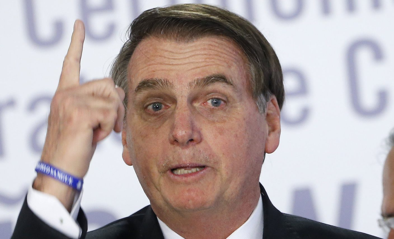 IMAGEM: Vá fundo, Bolsonaro