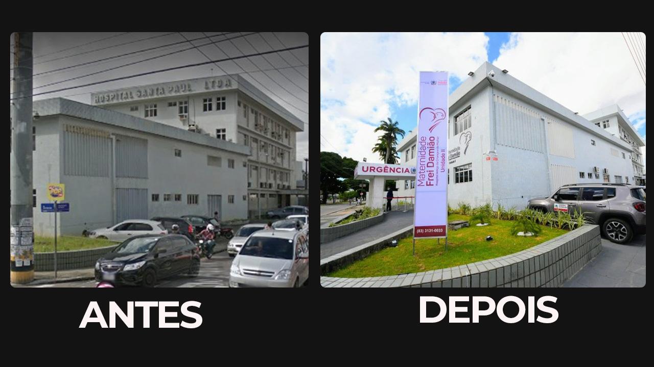 """IMAGEM: Governo da Paraíba agora diz que """"não tem interesse"""" em comprar hospital da família de Queiroga"""