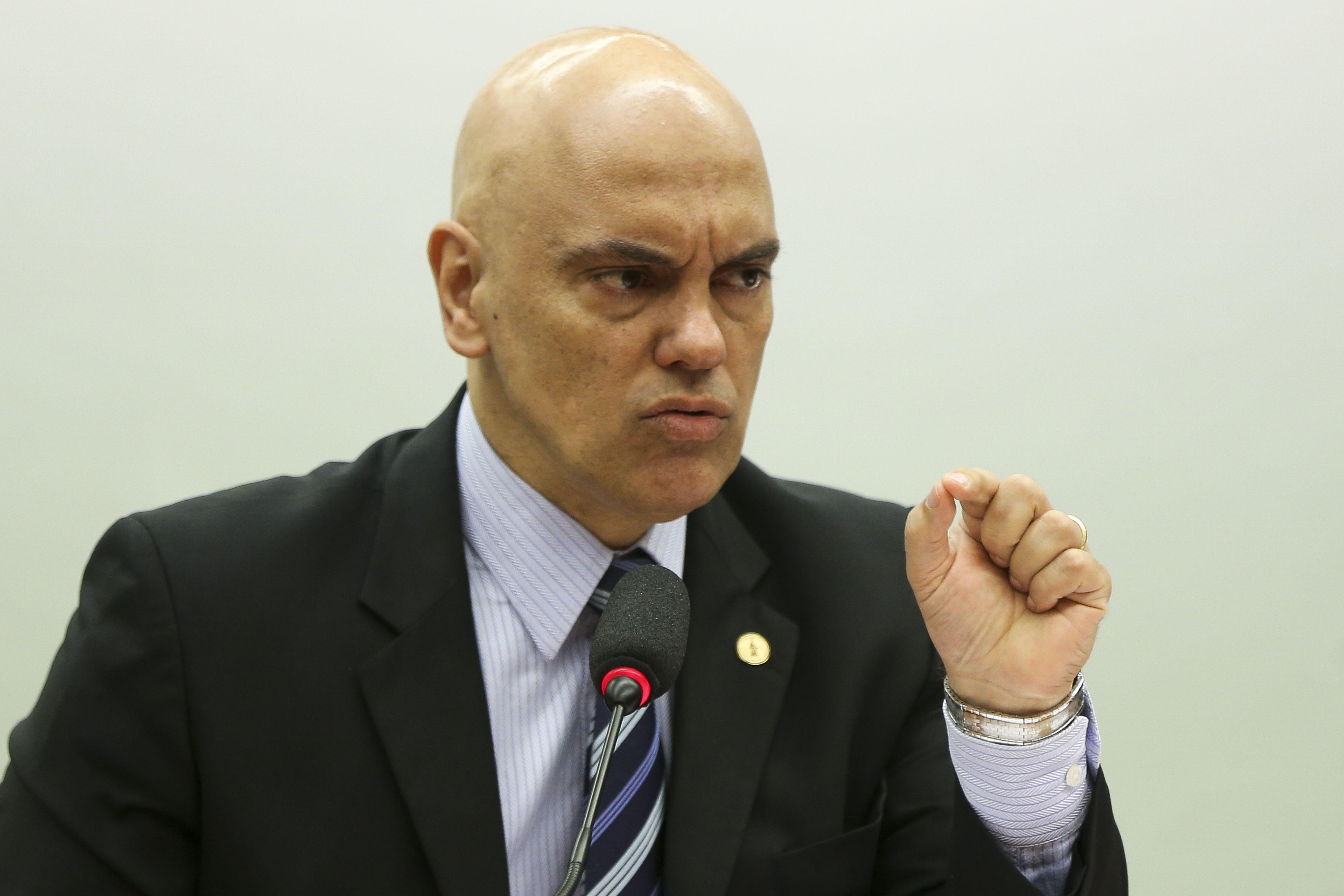 IMAGEM: Leia a íntegra do pedido de impeachment de Alexandre de Moraes