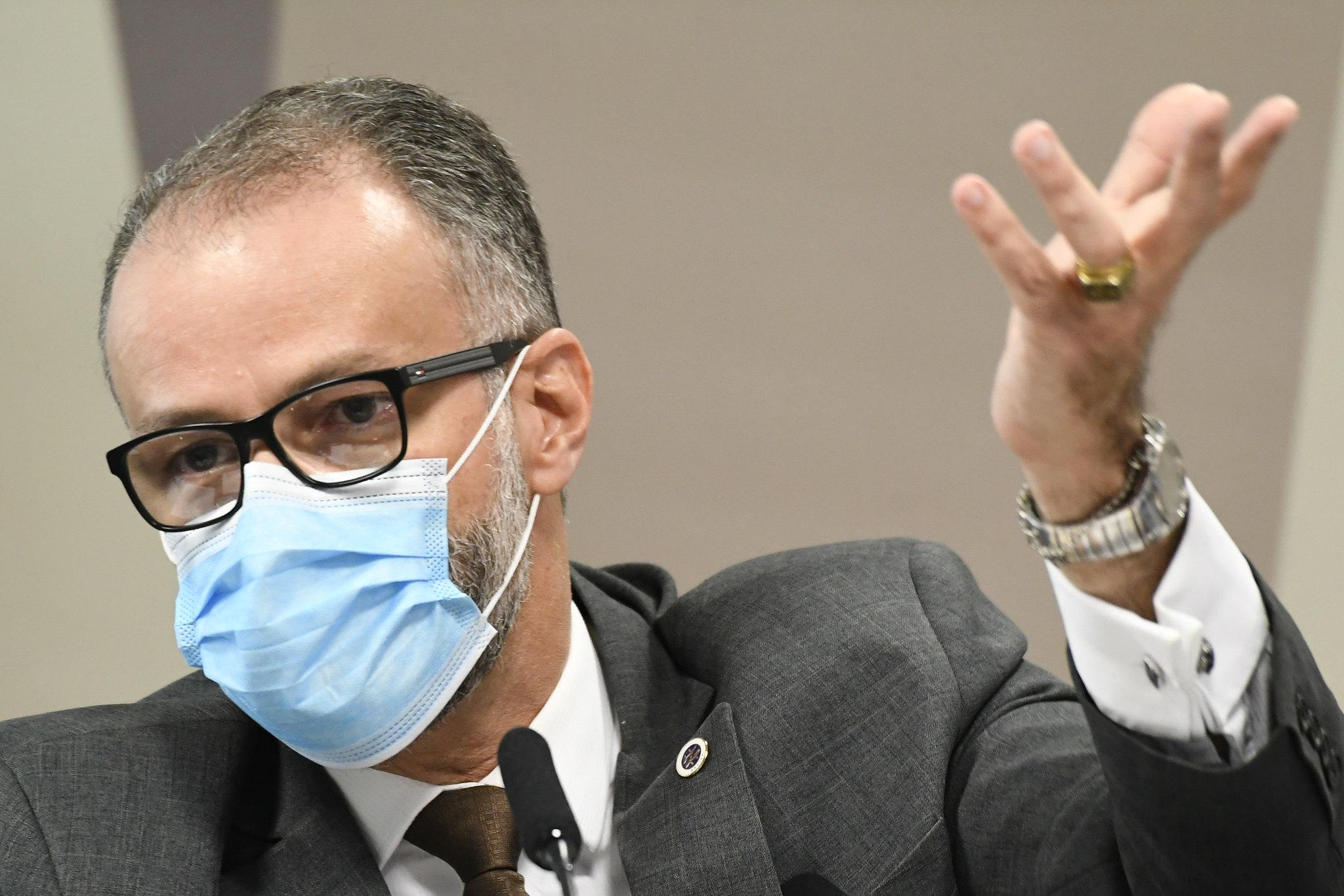 IMAGEM: Anvisa reclamou da pressão pela Covaxin