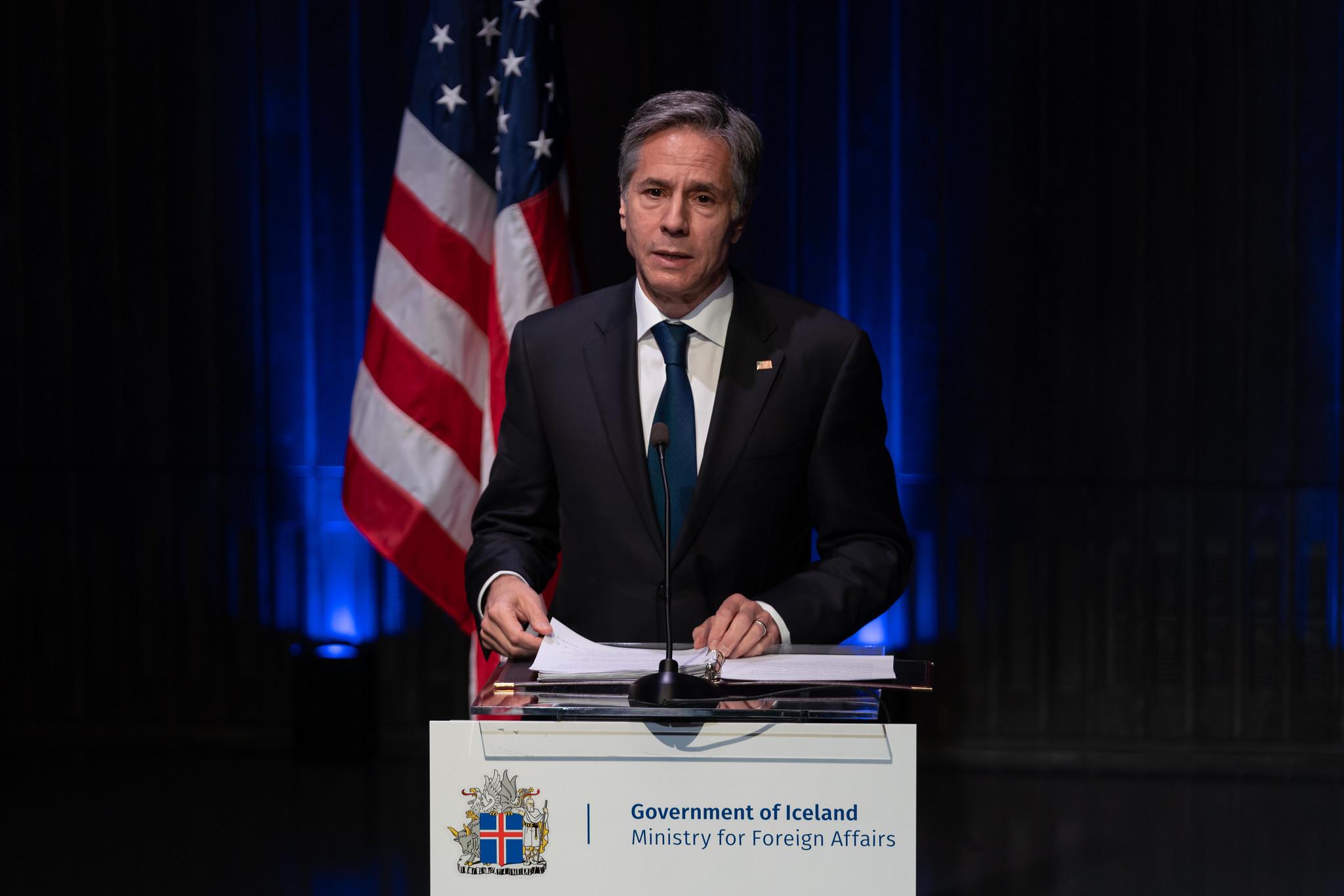 IMAGEM: Em encontro de chefes da diplomacia, EUA e Rússia falam em cooperação