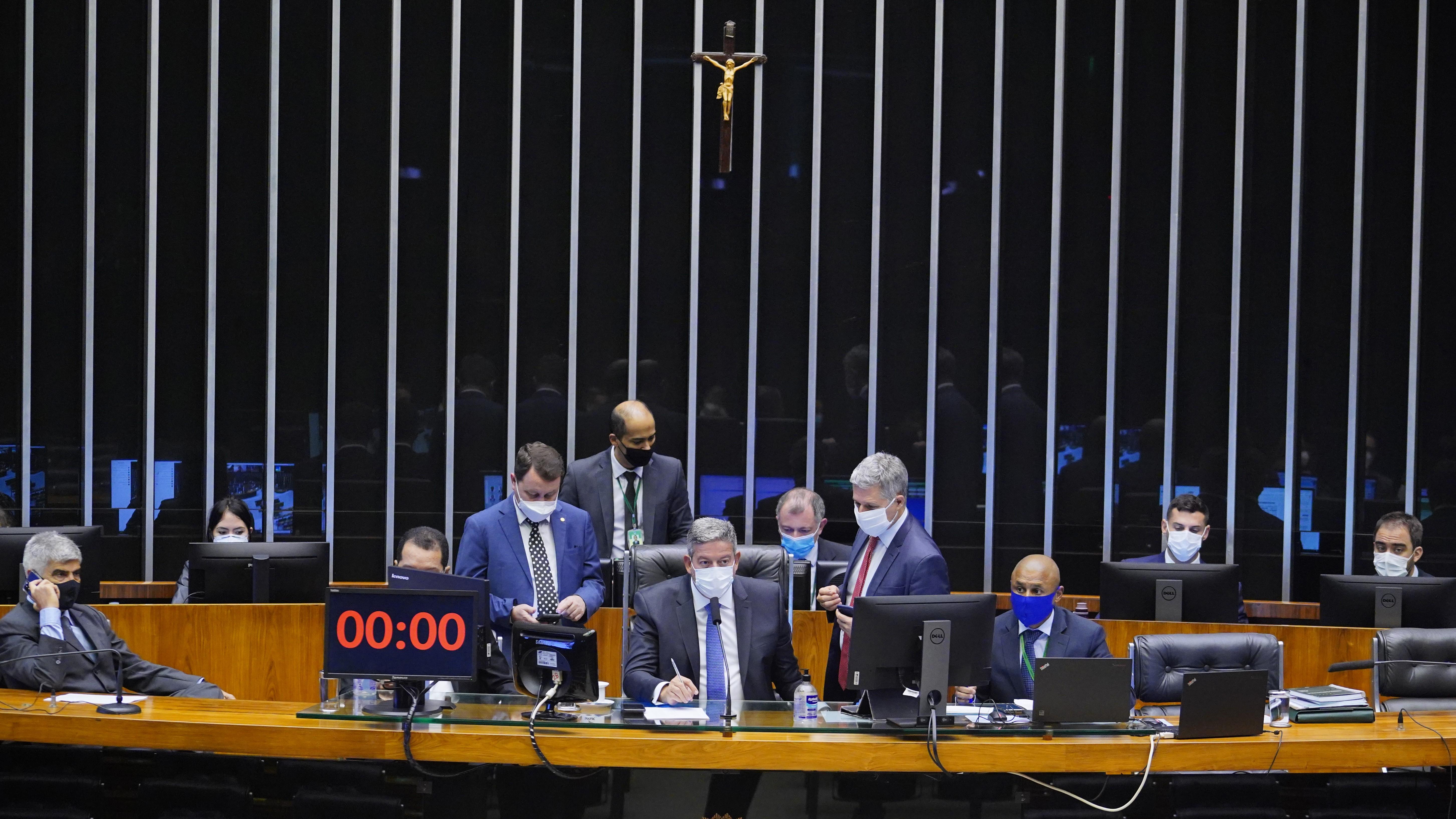 IMAGEM: Câmara aprova mudanças na Lei de Improbidade Administrativa