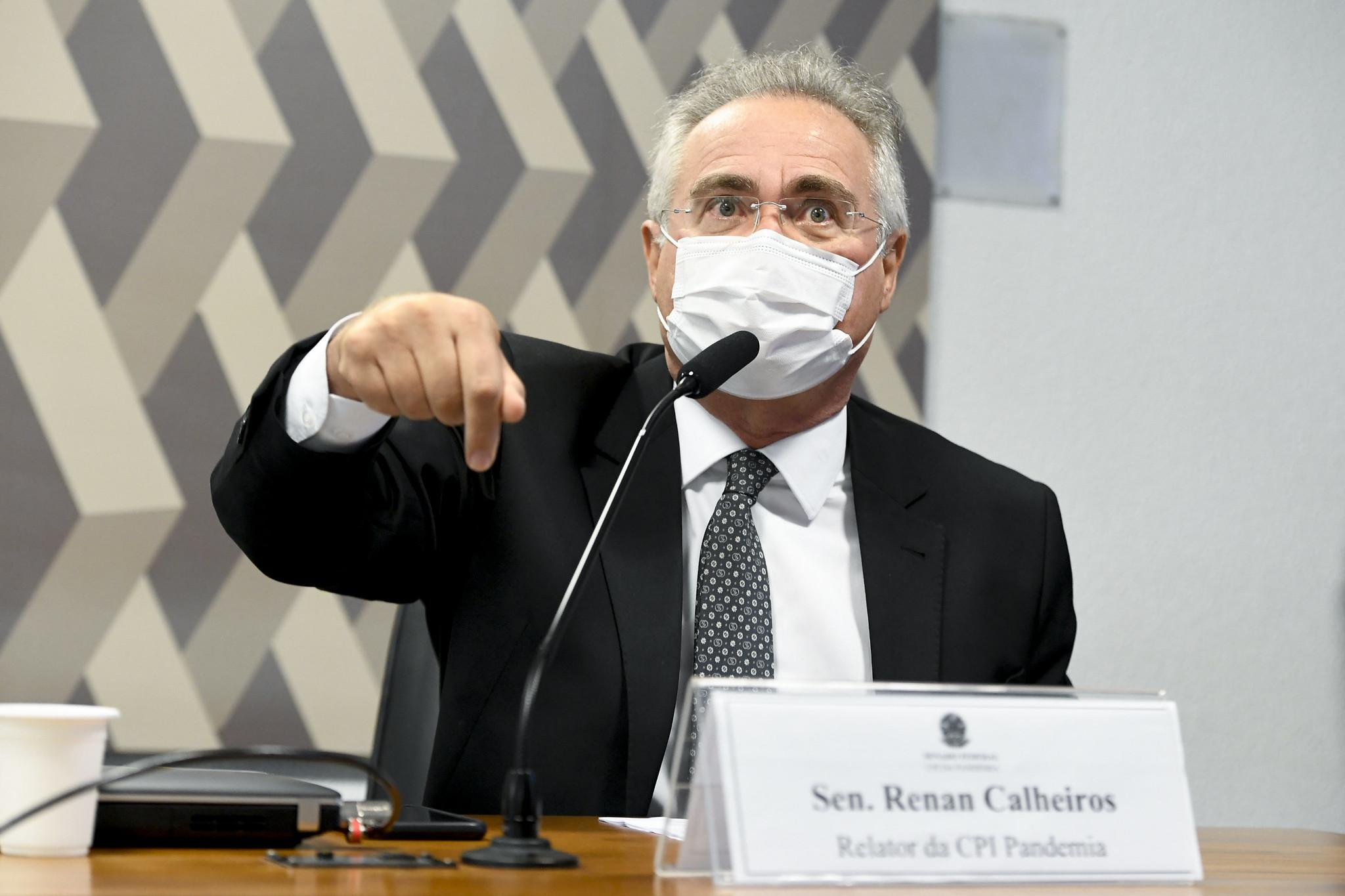 IMAGEM: Quem é Renan Calheiros?