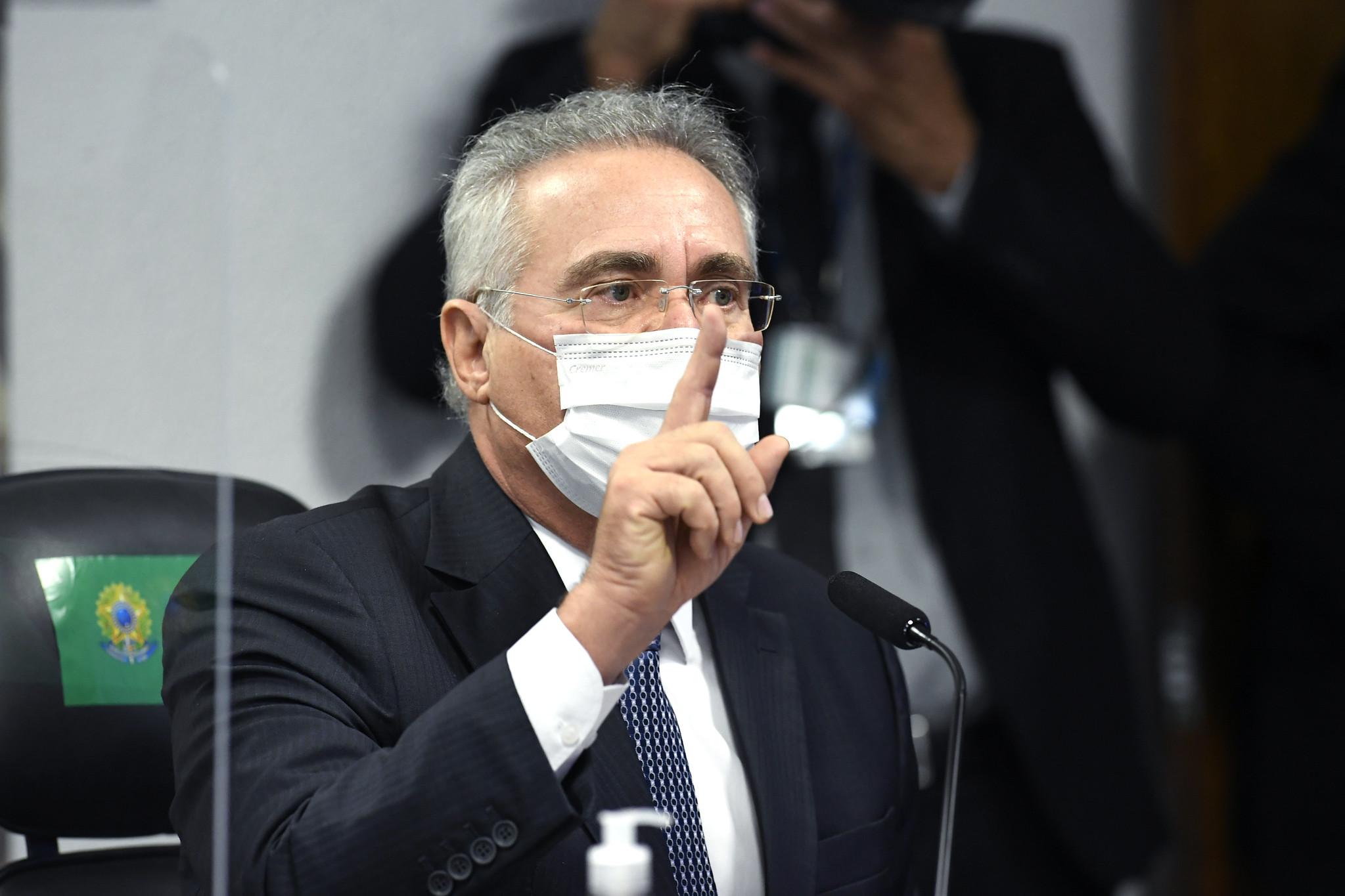 IMAGEM: Barroso prorroga prazo de investigação da PF contra Renan