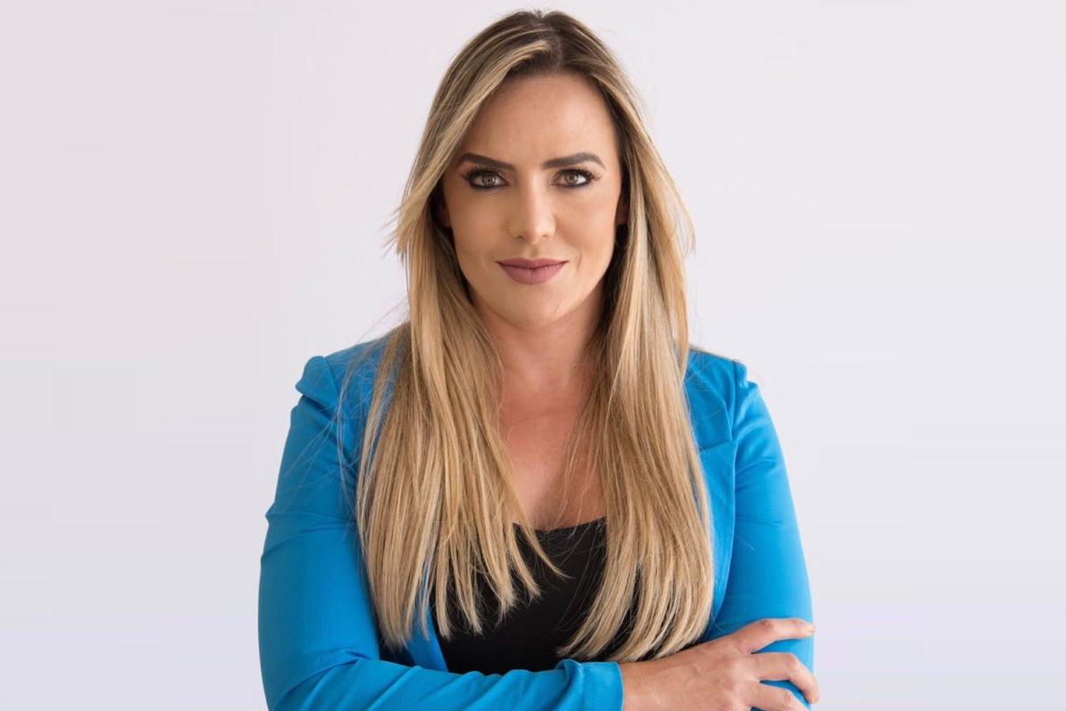IMAGEM: Celina Leão no lugar de Flávia Arruda?