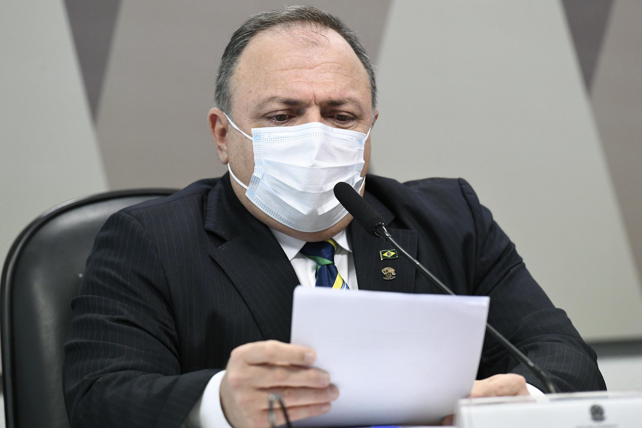 """IMAGEM: """"Jesus entra na causa, porque o Ministério da Saúde não vai fazer nada"""", diz Otto"""